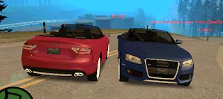 Ustu Acik Audi