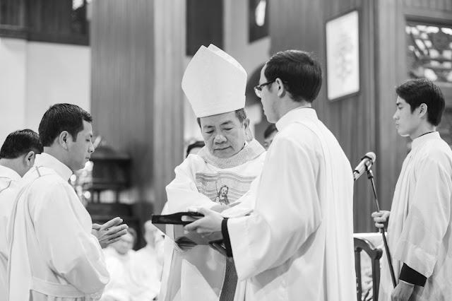 Lễ truyền chức Phó tế và Linh mục tại Giáo phận Lạng Sơn Cao Bằng 27.12.2017 - Ảnh minh hoạ 153