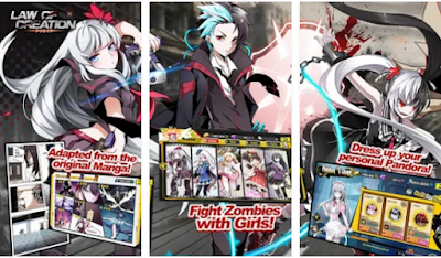 Game WIBU Law of Creation: LoC A Playable Manga v1.0.12 + Tips Bermain Cepat