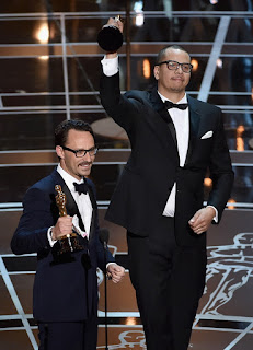 the phone call 87th academy award for best live action short film-mat kirkby-james lucas