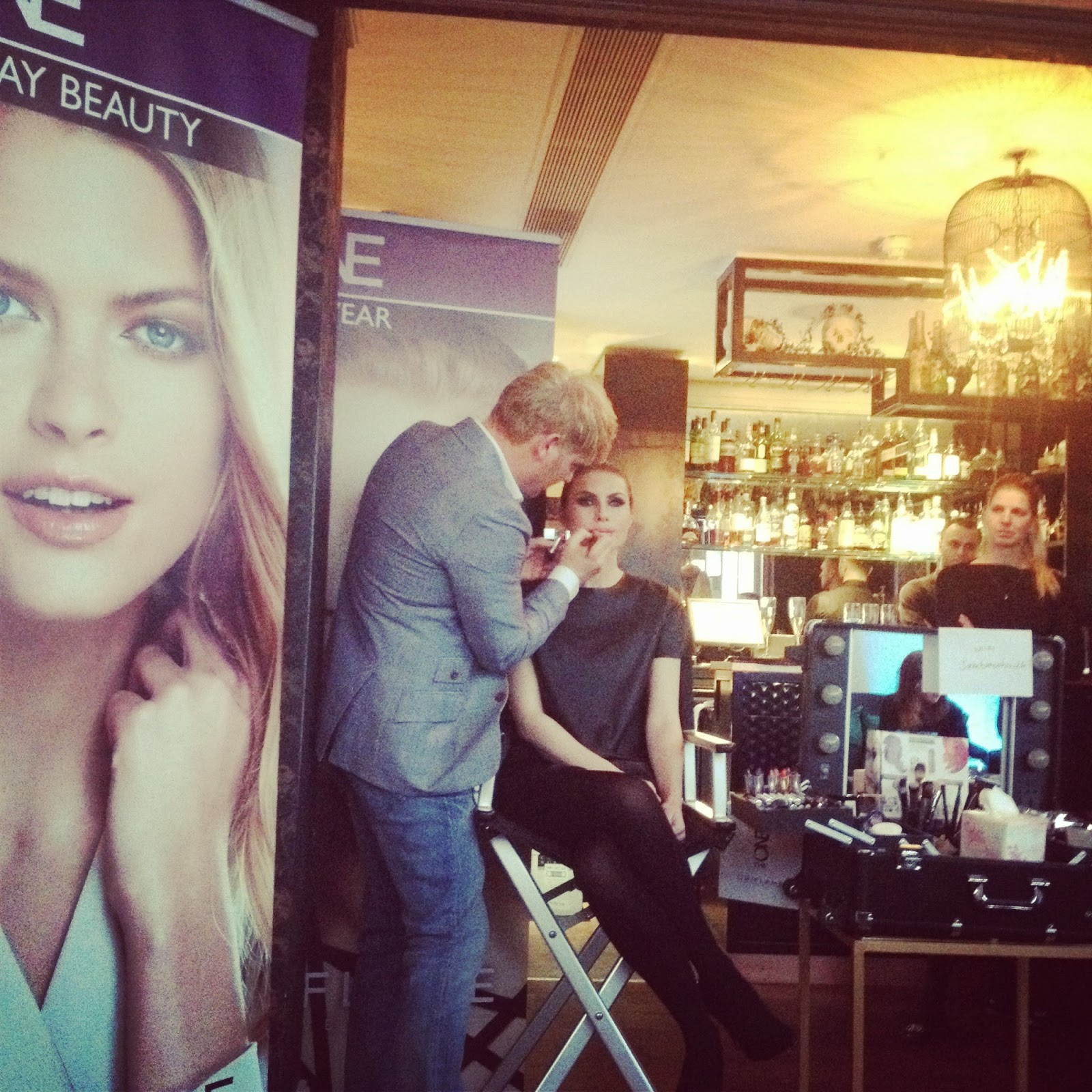 Oriflame The One Launch Event
