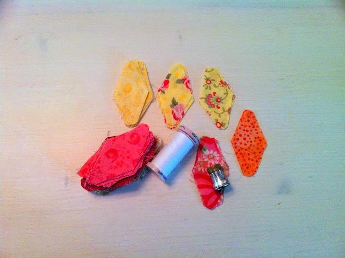 Benodigdheden om quilt met de hand te maken