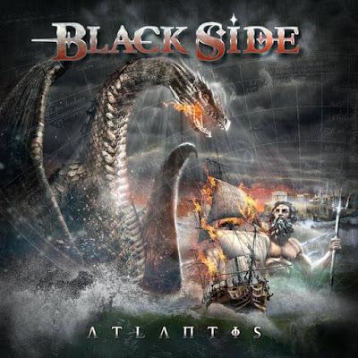 """Ο δίσκος των Black Side """"Atlantis"""""""