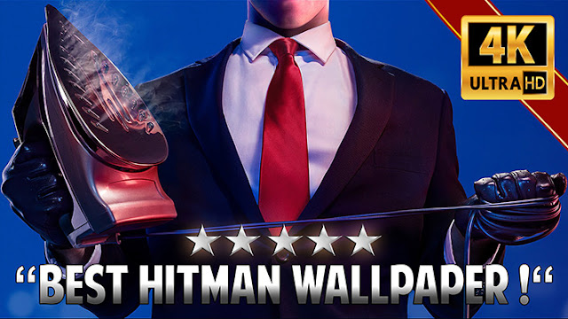 Hitman 2 Wallpaper Engine
