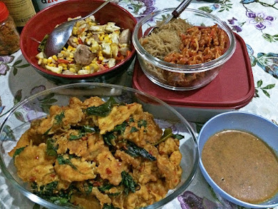 Resep kuliner tempe bakar bumbu woku Istimewa  Resep Masakan Tempe Bakar Bumbu Woku Spesial