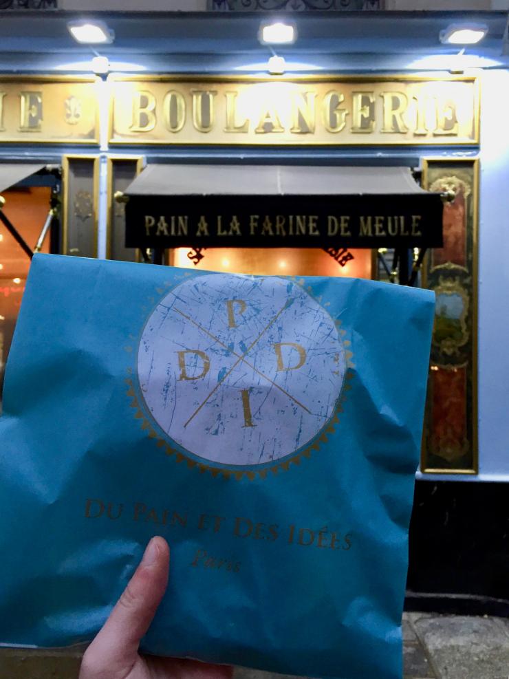 Du Pain et des Idées, Boulangerie Paris