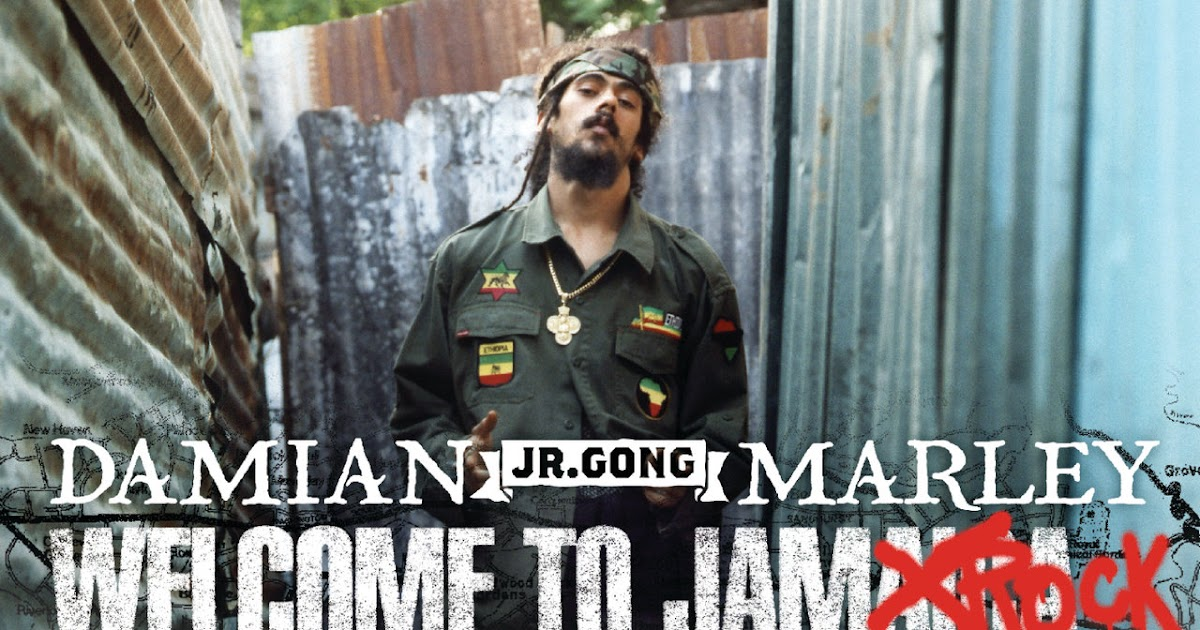 damian marley welcome to jamrock - 1200×630