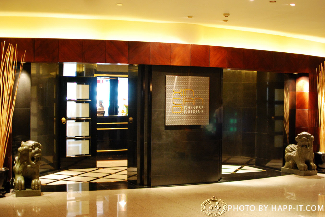 Rooms: Deadly Bunny & Chubby Penguin: Xin Tian Di @ Crowne Plaza
