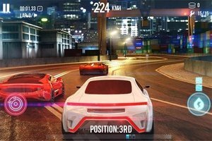 Game High Speed Race: Racing Need