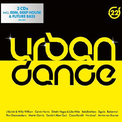 VA Urban Dance Vol 22 2017 Mp3