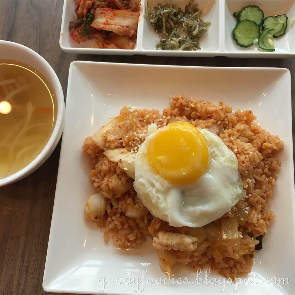 GoodyFoodies: B.bap Korean Food, Nu Sentral, KL  |Bap Korean Food