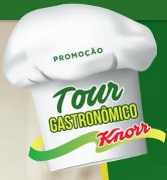 Cadastrar Promoção Knorr 2017 2018 Tour Gastronômico Comprou Ganhou