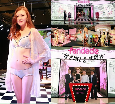 【国际内衣英文网】Fandecie Launches 2013 'COME & PLAY' Magic Party