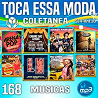 Baixar CD Colêtanea - Toca Essa Moda 2016 Grátis MP3