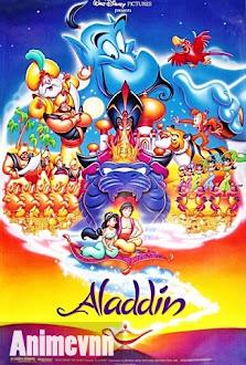 Aladdin Và Cây Đèn Thần - Aladdin Tiếng Việt 1999 Poster