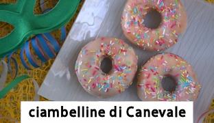 Ciambelle di Carnevale