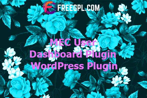 User Dashboard Addon Nulled Download Free