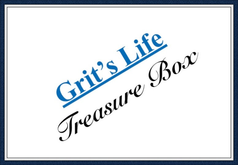 Grit's Life Treasure Box