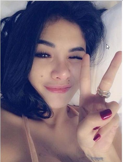 Uplod Foto Seksi , Nikita Mirzani Untuk Sang Pacar , Samuel Rizal