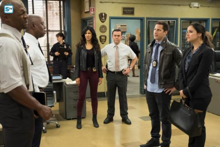 Brooklyn Nine-Nine - The Audit - Review + POLL