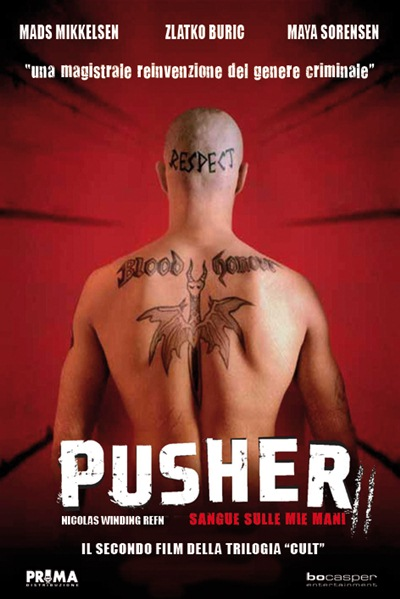 Pusher DVDRip Español Latino