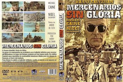 Cover, caratula, dvd: Mercenarios sin gloria   1968   Play Dirty