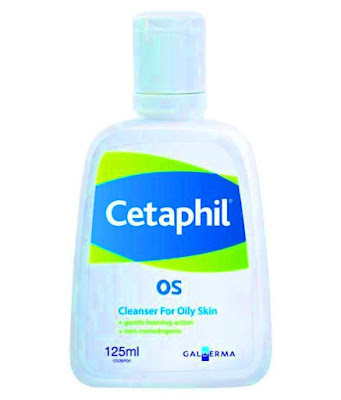 Pencuci muka Cetaphil OS Cleanser For Oily Skin