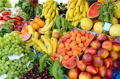 الخضار والفاكهة, حملة خليها تعفن,