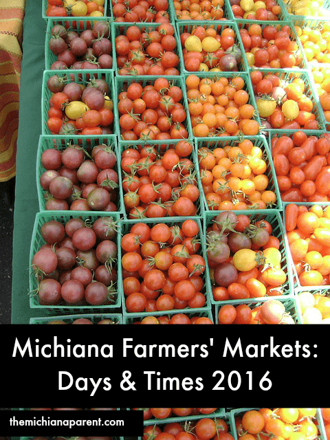 Michigan Indiana Farm Markets