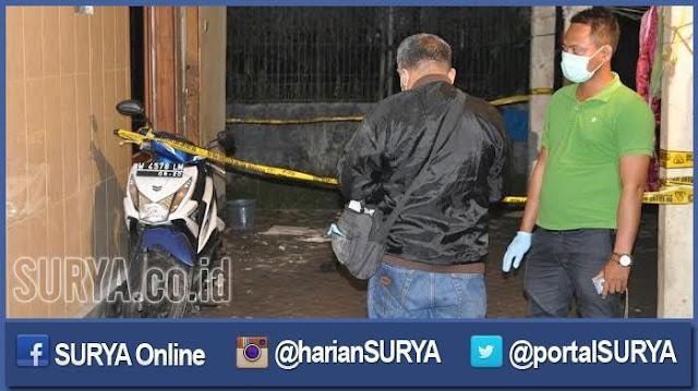 Bau Busuk di Kamar Kos Ternyata Mayat Dewi Purwaningsih