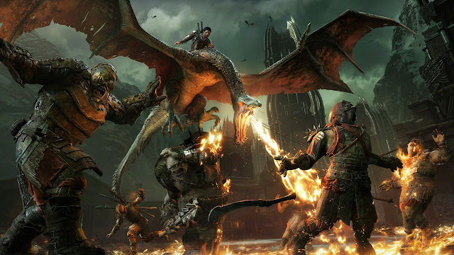 Middle-earth: Shadow of War terá microtransações