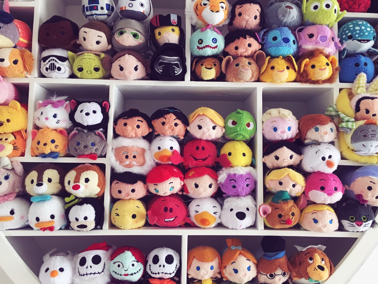 Accio Victoria: The Disney Tsum Tsum Tag