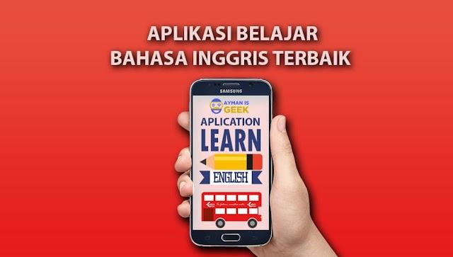 Belajar Bahasa Inggris Gratis, secara otodidak di Internet menggunakan aplikasi ini