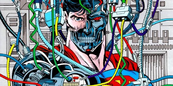 Profil: Cyborg Superman, Villain Berbahaya di Dunia DC