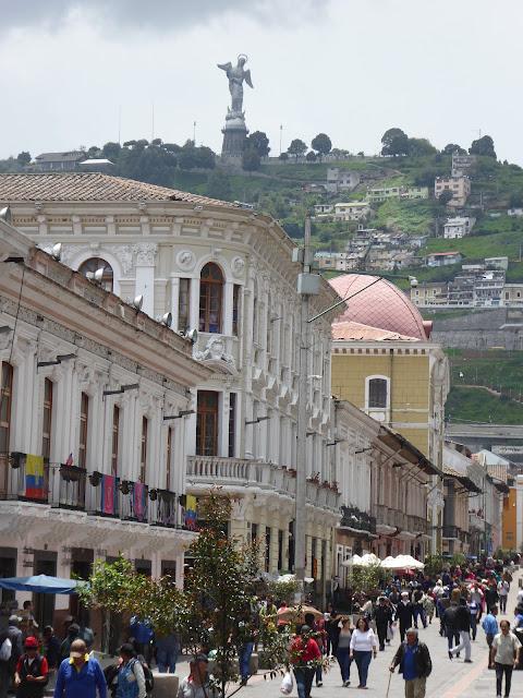 Stadtkern mit seinen stilvollen Gebäuden