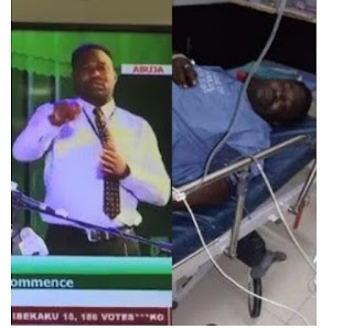 So Sad! INEC Results Interpreter Allegedly Stabbed By Unknown Persons [Photos]
