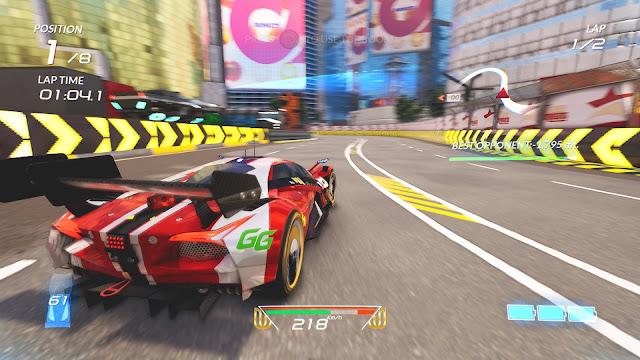 Xenon Racer | Soedesco - Recensione