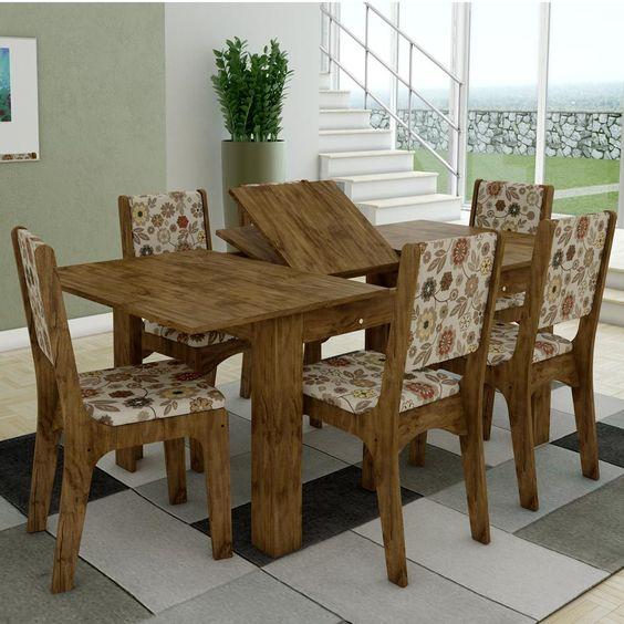 mesa de jantar-seis-lugares