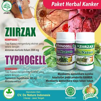 Paket Herbal Kanker