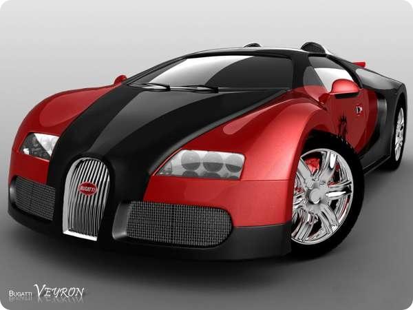 Coches Deportivos Bugatti Veyron Los Mejores Coches Deportivos