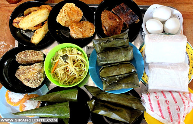 sulu local delicacies