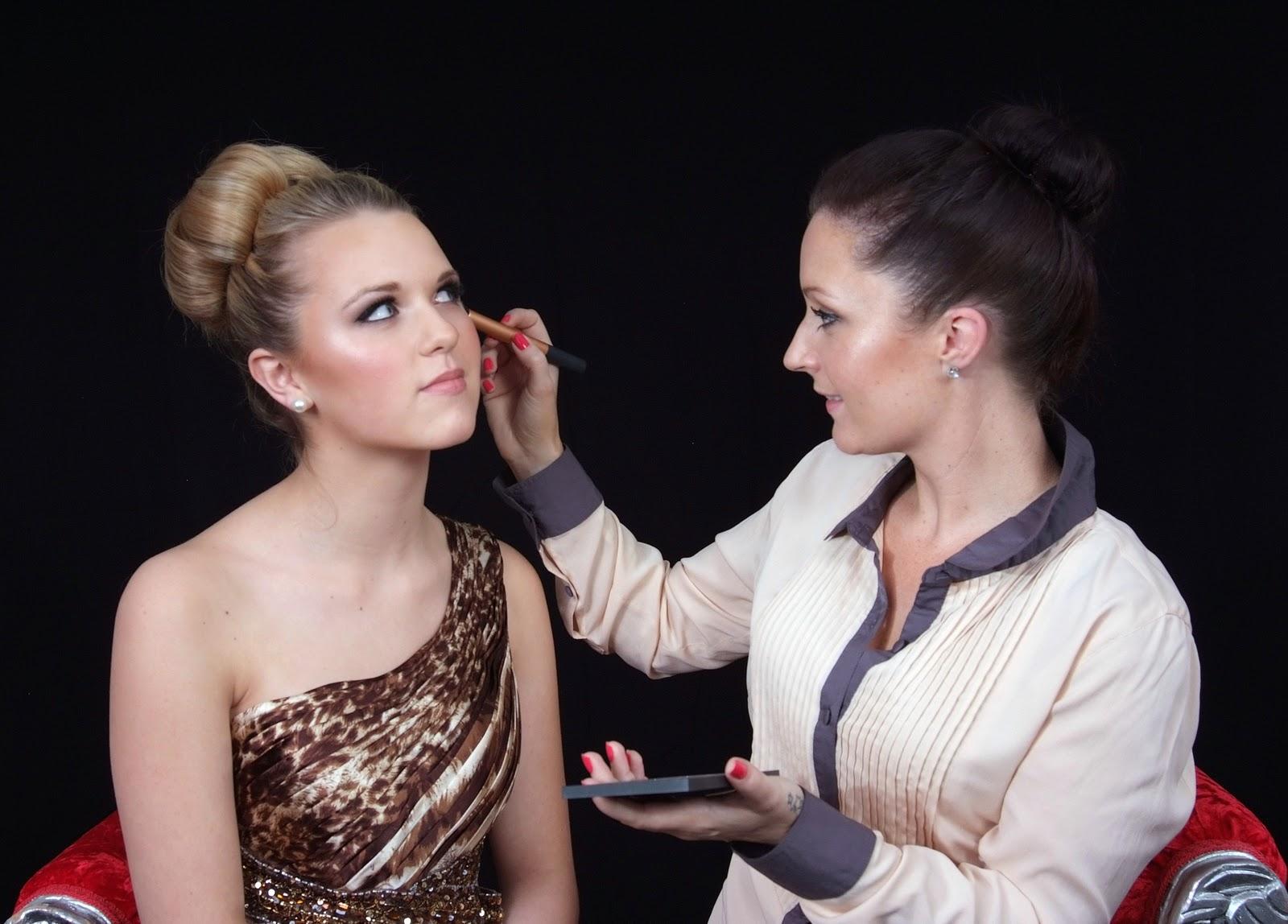 Hilda Murphy Makeup Artist Debs Prom Makeup