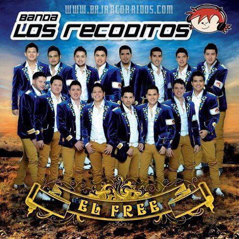 Banda Los Recoditos - El Free (2013) (Tracklist + Cover Oficial)