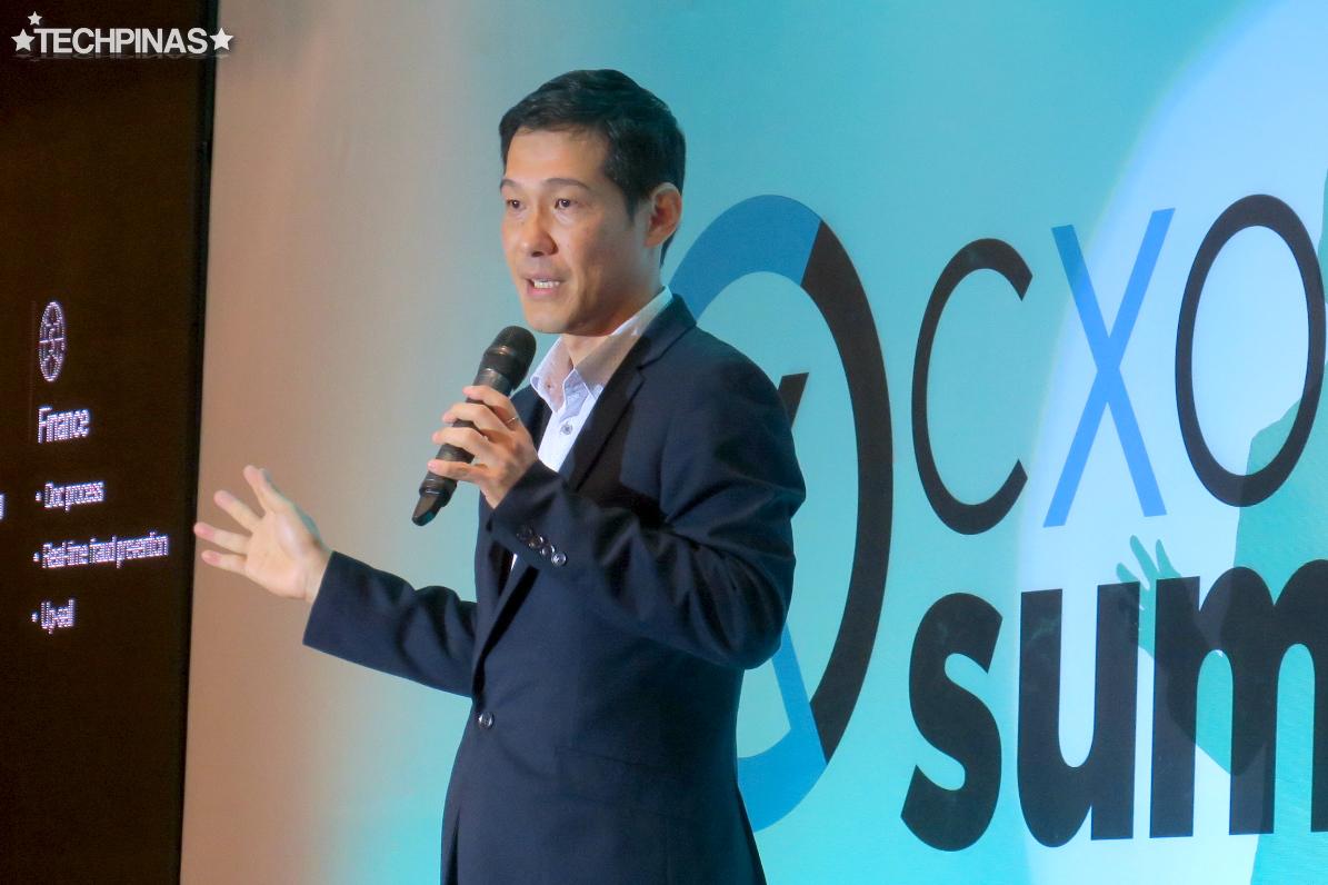 Patrick Low Huawei