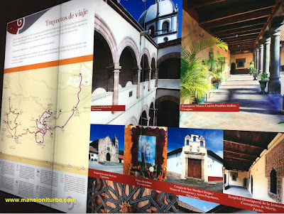 One of the Top Tourist Routes in Mexico is Don Vasco Route in Michoacán