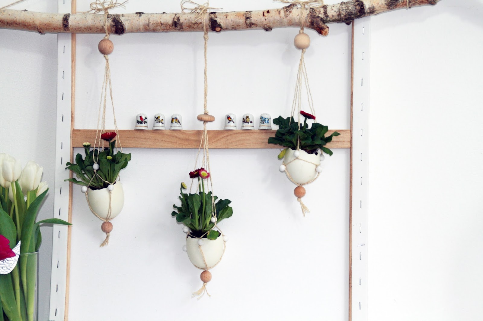 Geräumig Makramee Blumenampel Selbst Machen Das Beste Von Ostern Ist Auch Schon Am Horizont Zu