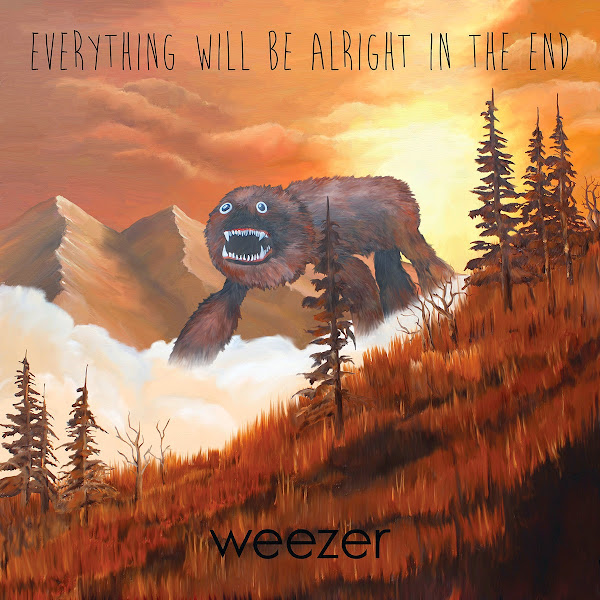 Weezer - Everything Will Be Alright In the End Cover