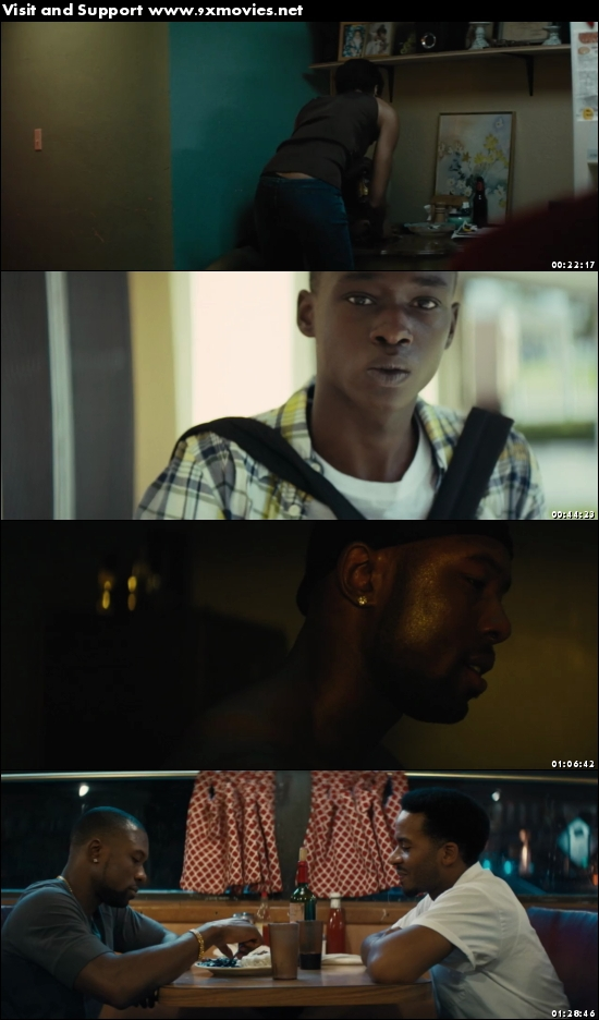 Moonlight 2016 English 480p WEB-DL