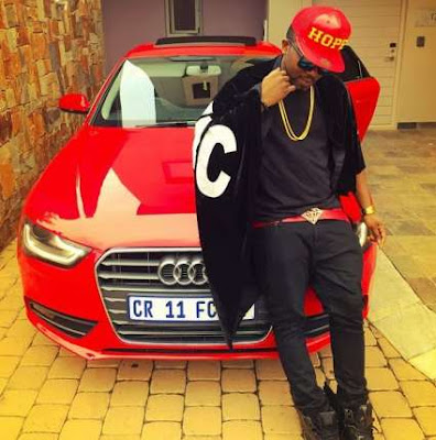 Ice Prince Zamani Biography