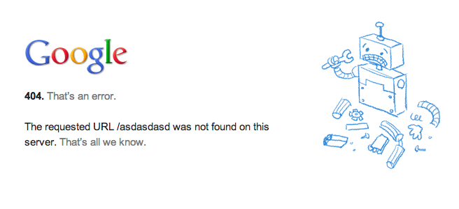 errores http mas comunes